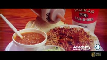 Academy Sports + Outdoors TV Spot, 'SEC Network: Lawn Chair Conversation' - Thumbnail 8