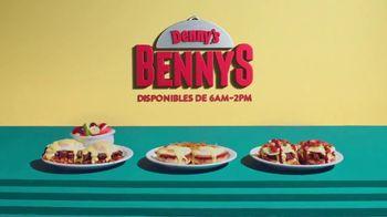 Denny's Bennys TV Spot, 'Son varios' [Spanish]