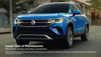 2022 Volkswagen Taos TV Spot, 'Raccoons: Taos' [T2] - Thumbnail 7