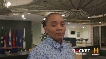 Rocket Mortgage TV Spot, 'Built for Zero: Reducing Veteran Homelessness'