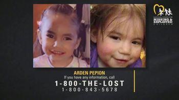 National Center for Missing & Exploited Children TV Spot, 'Arden Pepion' - Thumbnail 4