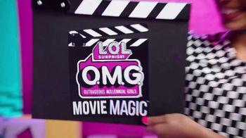 L.O.L. Surprise! O.M.G. Movie Magic TV Spot, 'Making Our Own Movies' - Thumbnail 1