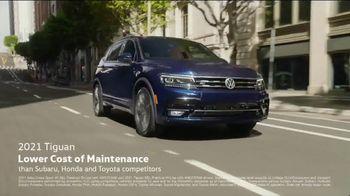 Volkswagen TV Spot, 'Raccoons: SUVs' [T2]