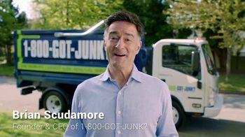 1-800-GOT-JUNK TV Spot, 'The Garage' - Thumbnail 7