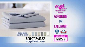 My Pillow Giza Dream Sheets TV Spot, 'Variety of Colors: 50%' - Thumbnail 5