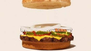 Burger King Quarter Pound King 2 for $6 TV Spot, 'Questions' Song by Hoàng Read - Thumbnail 5