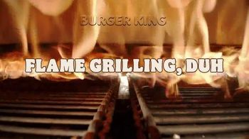 Burger King Quarter Pound King 2 for $6 TV Spot, 'Questions' Song by Hoàng Read - Thumbnail 6