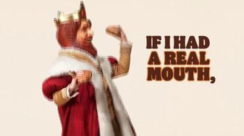Burger King Quarter Pound King 2 for $6 TV Spot, 'Questions' Song by Hoàng Read - Thumbnail 8