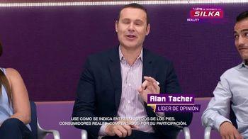 Silka TV Spot, 'Cuarta aplicación' con Alan Tacher [Spanish]