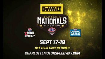 NHRA Nationals TV Spot, '2021 Carolina Nationals: Charlotte Motor Speedway' - Thumbnail 10