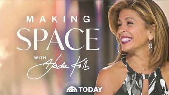 Making Space With Hoda Kotb TV Spot, 'Uplifting Stories'