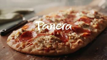 Panera Bread Sausage & Pepperoni Flatbread Pizza TV Spot, 'Live Your Yes: No Offer' - Thumbnail 10