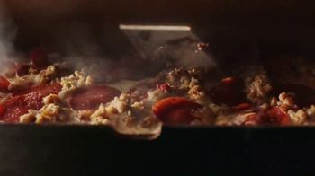 Panera Bread Sausage & Pepperoni Flatbread Pizza TV Spot, 'Live Your Yes: No Offer' - Thumbnail 2