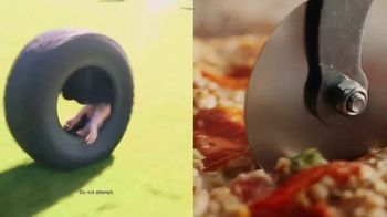 Panera Bread Sausage & Pepperoni Flatbread Pizza TV Spot, 'Live Your Yes: No Offer' - Thumbnail 7