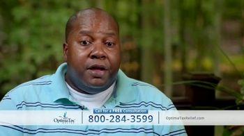 Optima Tax Relief TV Spot, 'Actual Optima Client: William' - Thumbnail 3