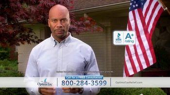 Optima Tax Relief TV Spot, 'Actual Optima Client: William' - Thumbnail 7