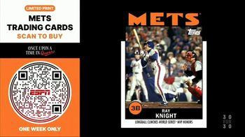 Topps TV Spot, '2021 ESPN 30 for 30: Once Upon a Time In Queens'