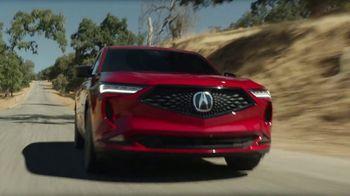 2022 Acura MDX TV Spot, 'Premium SUV' [T2] - Thumbnail 3