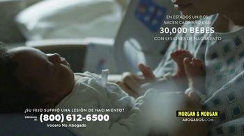 Morgan & Morgan Law Firm TV Spot, 'Lesión de nacimiento' [Spanish]