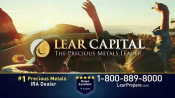 Lear Capital TV Spot, 'Peace of Mind During Financial Chaos: Free Guide' - Thumbnail 6