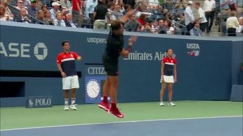 US Open (Tennis) TV Spot, 'When You're Open: Champion for All' Feat. Billie Jean King, Naomi Osaka - Thumbnail 7