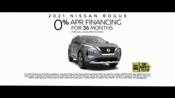 2021 Nissan Rogue TV Spot, 'Safety Features' [T2] - Thumbnail 9