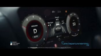 2021 Nissan Rogue TV Spot, 'Safety Features' [T2] - Thumbnail 4