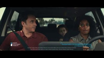 2021 Nissan Rogue TV Spot, 'Safety Features' [T2] - Thumbnail 7