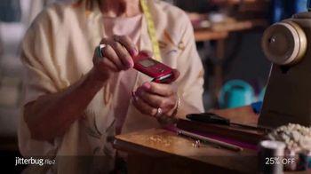 Lively (Mobile) TV Spot, 'Sisters: Jitterbug Smart3 and Jitterbug Flip2' - Thumbnail 3
