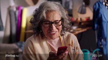 Lively (Mobile) TV Spot, 'Sisters: Jitterbug Smart3 and Jitterbug Flip2' - Thumbnail 4