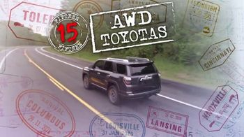 Toyota TV Spot, 'Start Your Journey: Passport' [T2] - Thumbnail 2