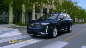 Cadillac TV Spot, 'Iconic Luxury' Song by DJ Shadow, Run the Jewels [T2]
