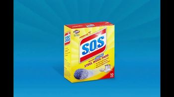 Clorox S.O.S Steel Wool Pads TV Spot, 'Easy Camping Cleanup' - Thumbnail 1