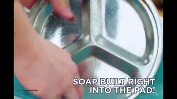 Clorox S.O.S Steel Wool Pads TV Spot, 'Easy Camping Cleanup' - Thumbnail 3