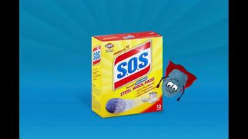 Clorox S.O.S Steel Wool Pads TV Spot, 'Easy Camping Cleanup' - Thumbnail 5