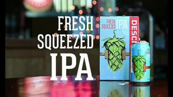 Deschutes Brewery Fresh Squeezed IPA TV Spot, 'A Citrus Bomb for Your Mouth'