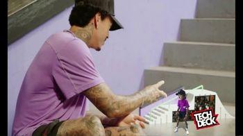 Tech Deck Nyjah Skatepark TV Spot, 'Start Small, Go Big' Featuring Nyjah Houston - 2 commercial airings