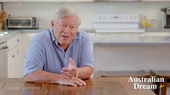Australian Dream TV Spot, 'Knee Pain'