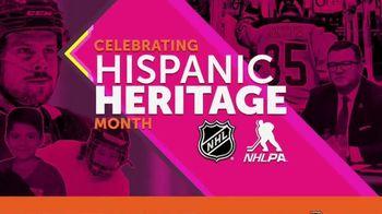 NHL TV Spot, 'Celebrating Hispanic Heritage Month'