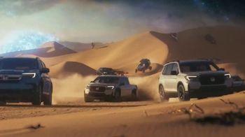 Honda TV Spot, 'The Origin of Determination' [T1]