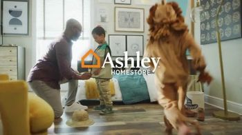 Ashley HomeStore Lowest Prices of the Season TV Spot, '40% Off Beds'