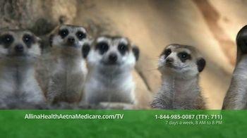 Aetna Medicare Advantage Plans TV Spot, 'Zoo: $2,800 Out of Pocket'