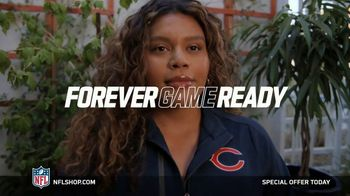 NFL Shop TV Spot, 'Forever Game Ready: Good Vibes' Song by Que Parks, Peter Eddins
