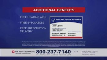The Medicare Helpline TV Spot, 'Medicare Annual Enrollment Period'