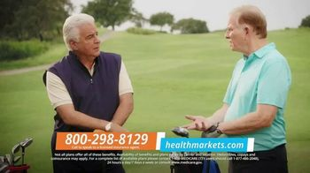 HealthMarkets Insurance Agency TV Spot, 'Bunker's Right' Featuring John O'Hurley