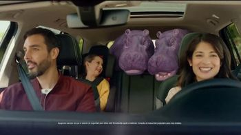 Volkswagen TV Spot, 'René el hipopótamo' [Spanish] [T2] - 2 commercial airings