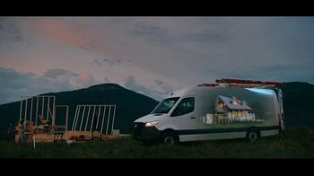 Mercedes-Benz Sprinter TV Spot, 'Projections' Featuring Barry Nobles [T1]