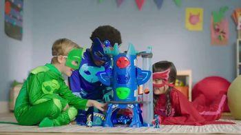 PJ Masks Deluxe Battle HQ TV Spot, 'Disney Channel: Superheroes'