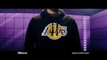NBA Store TV Spot, 'Largest Selection of NBA Fan Gear'