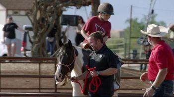 Cigna TV Spot, 'Arizona Cardinals Kicks for Kids Program'